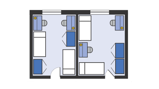 Sigma Ridge Floorplan